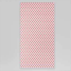Roleta rzymska - DOTS RED